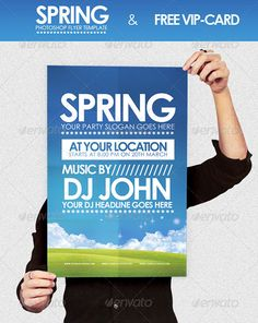 Flyer Templates Psd Ai And Indesign Format For Marketing