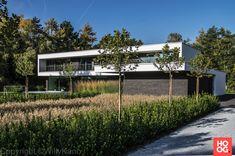 Laat je inspireren door het project: Moderne villa Keerbergen. Exclusieve foto's en het verhaal.