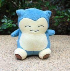 "Pokemon Plush Doll Vivid Snorlax Cute Toy Gift for Kids 15cm (6"") Pokémon,http://www.amazon.com/dp/B00EDMU682/ref=cm_sw_r_pi_dp_csMLsb186HHN249E $11"