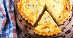 Cottage Cheese And Raisin Pie