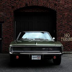 """norsis: """"The Charger """""""