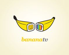 Banana TV | BrandCrowd // simple, funny - emotionally quite effective