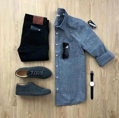 casual mens fashion are look trendy! 024897 - Michelle's Mens Fashion Ideas - - casual mens fashion are look trendy! Stylish Men, Men Casual, Casual Shirt, Smart Casual, Casual Outfits, Fashion Outfits, Fashion Trends, Fashion Shirts, Fashion Ideas