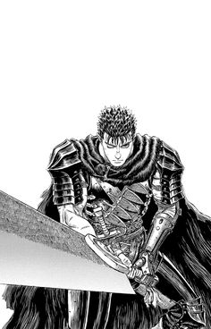 The hounds of the abyss call - Guts - Berserk