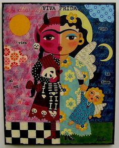 Frida Sun & Moon by LuLu | Flickr: Intercambio de fotos