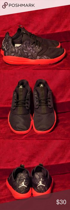 newest 628f0 953ed Nike Jordan Eclipse Boys Sneakers Nike Jordan Eclipse Sneakers Sz Youth 6.5 Nike  Shoes Sneakers Nike