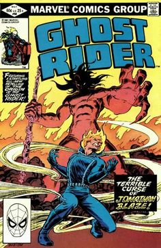 Cover for Ghost Rider (Marvel, 1973 series) #68 . May 1982
