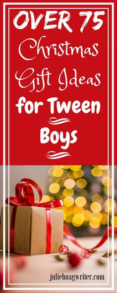 Over 75 Christmas Gfit Ideas for Tween Boys Holiday gift guide. Shopping for tweens. What to buy tween boys for Christmas. Holiday gifts for tweens. #ad #giftguide #giftguide2017 #giftguideforkids #holidaygift #holidaygiftguide #holidaygiftidea #holidaygiftideas2017 #shoppingonline #shoppingonlinemadeeasy #christmasgifts #christmasgiftideas #christmasgiftguide #whattobuy #holidaygifts #tweens #giftlist #holidaygift #presentsforkids #momadvice