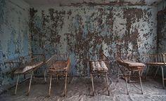 Pripyat Hospital Nursery, Chernobyl
