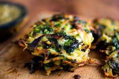 Mashed Potato and Broccoli Raab Pancakes Recipe - NYT Cooking