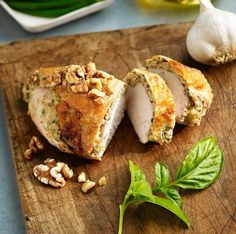 Delicious recipes for salads, desserts, marinades and more using heart healthy California Walnuts.