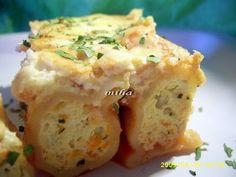Cannelloni cu carne de pasare, Rețetă Petitchef