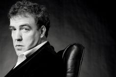 Jeremy Clarkson, not only is he six five, but he has a lovely British accent, great big hands, and he's funny to boot