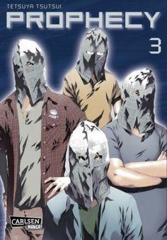 Tetsuya Tsutsui - Prophecy (Band 3)