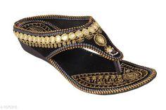 Flats Ethnic Velvet Women's Footwear  *Material* Velvet  *UK/IND Size* IND - 4, IND - 5, IND - 6, IND - 7, IND - 8, IND - 9  *Description* It Has 1 Pair Of Women's Footwear  *Work* Embroidery  *Sizes Available* IND-8, IND-9, IND-4, IND-5, IND-6, IND-7 *   Catalog Rating: ★4.1 (117)  Catalog Name: Femme Ethnic Velvet Women's Footwear Vol 2 CatalogID_130941 C75-SC1071 Code: 202-1070315-