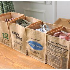 Cheap Zakka algodón de lino del Vintage de almacenamiento cesta de lavadero Toy Storage caja manija Bin 32 X 25.5 X 25.5 CM, Compro Calidad Cestas de Almacenamiento directamente de los surtidores de China:        Puede poner periódicos, libros, revistas, juguete, apilable, cesta de lavadero, hacer su hogar limpio