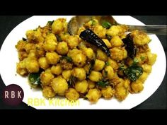 Masala Sundal in Tamil Recipes In Tamil, Evening Snacks, Lunch Box Recipes, Chana Masala, Ethnic Recipes, Kitchen, Youtube, Food, Late Night Snacks