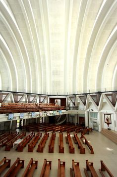 Proud to have been a part in the construction of this church. St. Alphonsus Mary de ligouri parish church in Magallanes Village, Makati City, Philippines.
