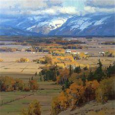 """""""Miles of Teton Valley"""""""