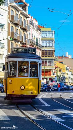 Photo by Vlad Mateescu - Eff It, I'm on Holiday   Why visit Lisbon? Fellow travel bloggers tell all.