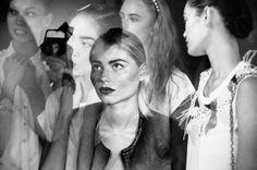 Models backstage at Jason Wu #NYFW #fashionweek