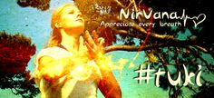 """I AM HERE """"TUKI"""" The awareness to just be here and now in your body, consciously breathing. In NirvanaFitness® we use the word  """"TUKI"""" to describe present moment presence with one word.  http://nirvana.fitness/"""