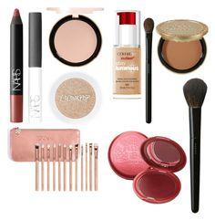 """Makeup Wishlist #1"" by firaafiraafiraa ❤ liked on Polyvore featuring beauty, NARS Cosmetics, Too Faced Cosmetics, SUQQU and Stila"