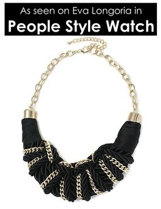 Awesome celeb jewelry but affordable for everyone