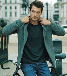 Follow David's Official (and only) IG at: @davidgandy_official Twitter: @ohmygandyfans