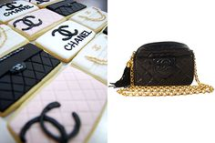 Chanel Cookies! Almo