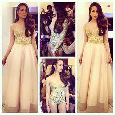 Sarah Lahbati Sarah Lahbati, Prom Dresses, Formal Dresses, Filipino, Fashion, Dresses For Formal, Moda, Formal Gowns, Fashion Styles