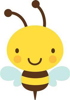 cute bee clipart clipart panda free clipart images art rh pinterest com cute bumblebee clipart cute bee clip art free
