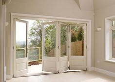 The traditional range of Bi-fold Doors from Mumford & Wood are manufactured in Essex. The timber bi-fold doors are perfect for new build or ...