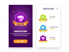 Game level designed by Rwds. Connect with them on Dribbble; the global community for designers and creative professionals. Game Level Design, Game Ui Design, Badge Design, Web Design, Game Gui, Game Icon, Game Interface, Games For Teens, Mobile App Design