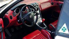 Alfa Romeo GTV 916 Inside