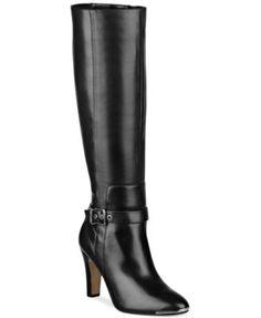 Marc Fisher Ibis Tall Dress Boots | macys.com