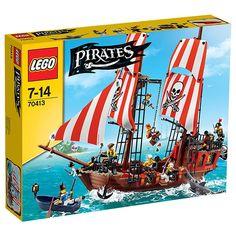 LEGO® Pirates The Brick Bounty 70413 | Target Australia