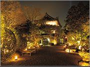 Chion-in Temple (Yuzen-en Garden) ,Hanatouro in Kyoto