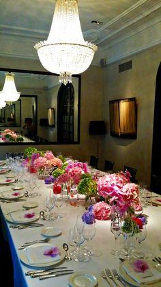 mesa imperial tonos pastel
