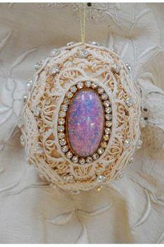 Pasimenterie Couture Ornament - IP11-3102-202