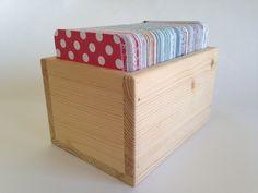 3x4 Project Life Card Box