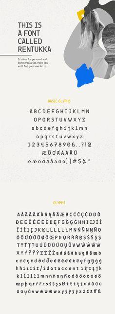 Rentukka - Free Font - Freebie Supply