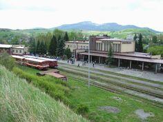 objekt železničnej stanice v Banskej Štiavnici rezidencie mestské udalosti opäť kultúrne centrum v rámci verejného priestoru