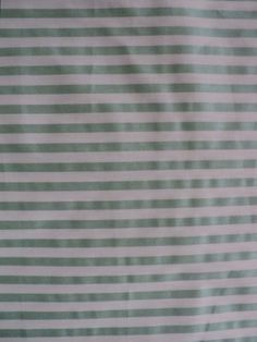 Dark Sea Green and White Striped Fabric  1 by DocksideDesignsEtc, $5.00