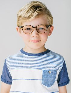 Kids Glasses // The Paul - Jonas Paul Eyewear - 1