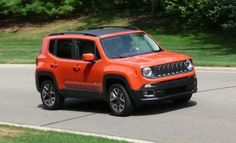 Review of the 2016 Jeep Renegade. Find out what we like, what we don't like, and more at Car and Driver. www.premierchryslerjeepofplacentia.net