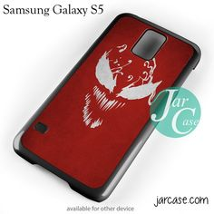 Spiderman Carnage Face 1 Phone case for samsung galaxy S3/S4/S5