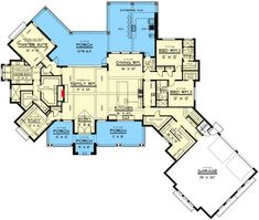 Exclusive 3-Bed Home Plan with Bonus Room above Angled Garage - 915045CHP   Architectural Designs - House Plans