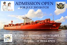 !!!!! Wow Great Opportunity For Merchant Navy Admissions are Open!!!!!!!!!!!!1