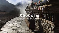56000km through the heart of Asia. A portrait of some of the continent's vulnerable cultures and people. Breathtaking!